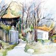 Chinesischer Garten in München – Westpark