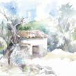 Samos – in den Bergen